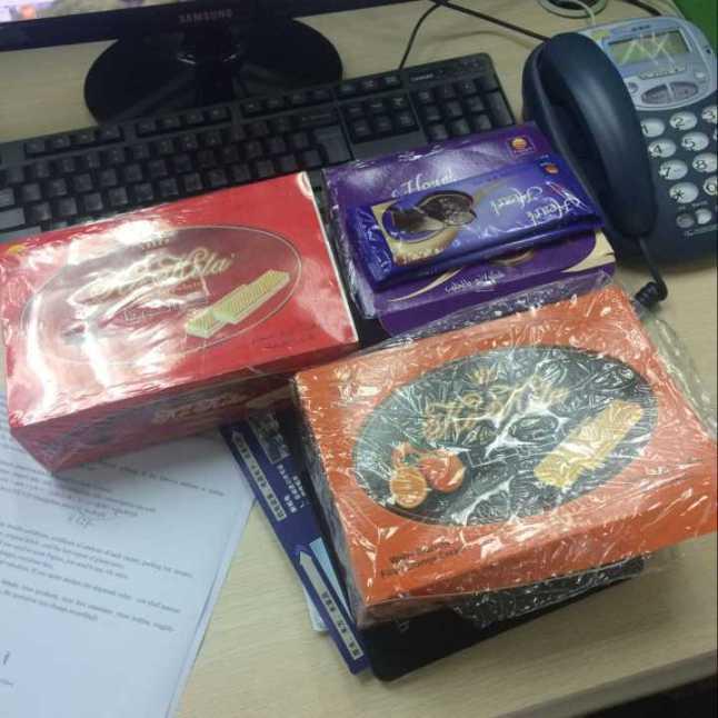 Egypt Chocolate